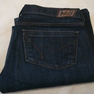 Citizens Of Humanity MidRise Bootcut Jeans 27